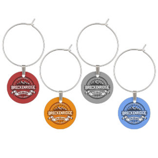 Breckenridge Wine Charms