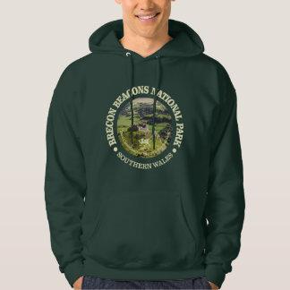 Brecon Beacons National Park (Carreg Cennen) Hoodie