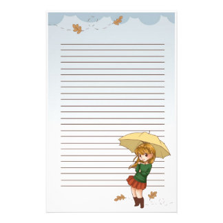 Breezy Day Stationary Stationery
