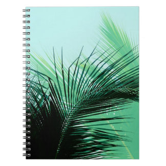 Breezy Green Notebooks