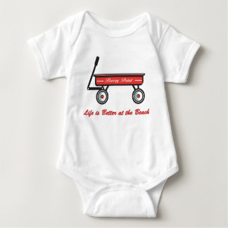 Breezy Point Little Red Wagon Tshirt