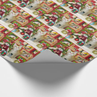 Breezy's Christmas Wrapping Paper