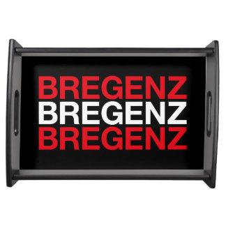 BREGENZ SERVING TRAY
