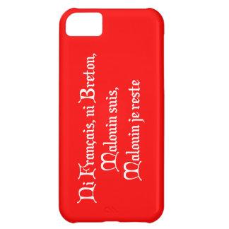BREIZH BRETAGNE BRITAIN malouin iPhone 5C Case