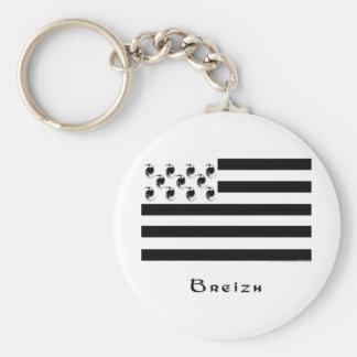 Breizh Key Ring