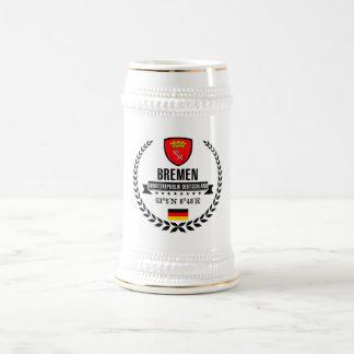 Bremen Beer Stein