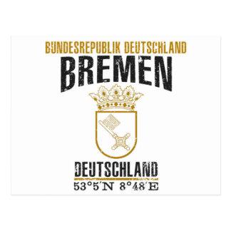 Bremen Postcard