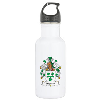 Bremer Family Crest 532 Ml Water Bottle