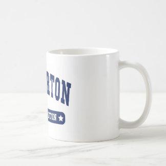 Bremerton Washington College Style t shirts Coffee Mugs