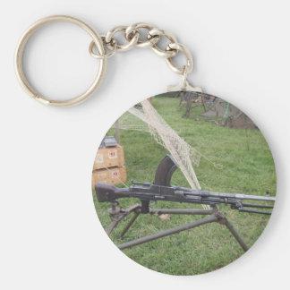 Bren Gun Keychains