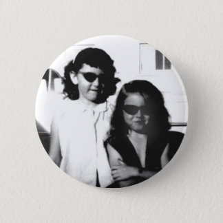 Brenda and Denna 6 Cm Round Badge