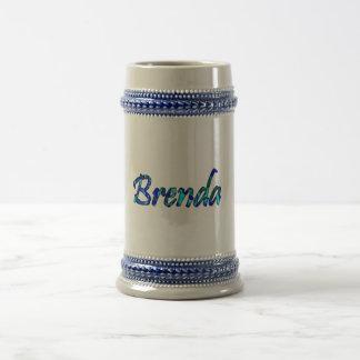 Brenda beer mug