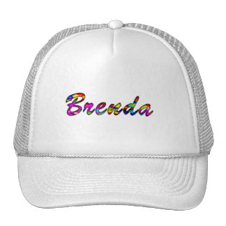 Brenda Trucker Hat
