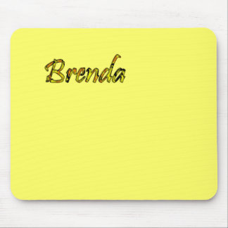 Brenda mouse pads
