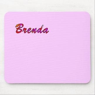 Brenda mousepad