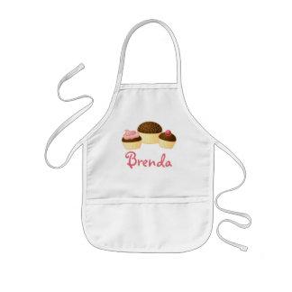 Brenda Personalised Cupcake Apron