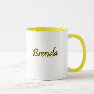 Brenda tea mug