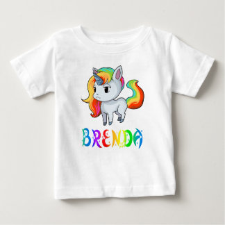 Brenda Unicorn Baby T-Shirt