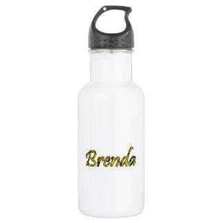 Brenda white 532 ml water bottle