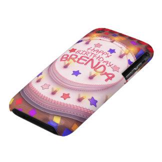 Brenda's Birthday Cake iPhone 3 Covers