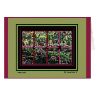 BRENDA'S FLORAL GREETING & NOTE CARDS