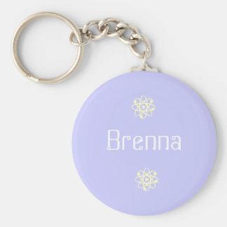 Brenna Key Ring