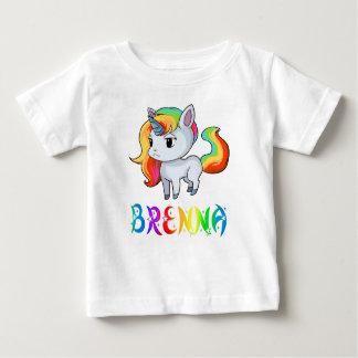 Brenna Unicorn Baby T-Shirt