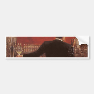 Brent lynch cigar bar bumper sticker