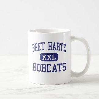 Bret Harte - Bobcats - Junior - Oakland California Coffee Mug