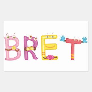 Bret Sticker