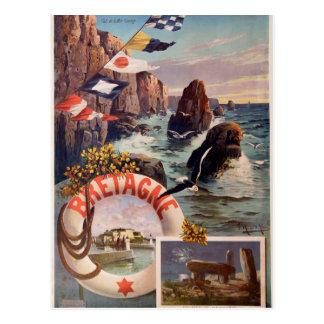 Bretagne - Belle Ile en Mer Bretagne Postcard