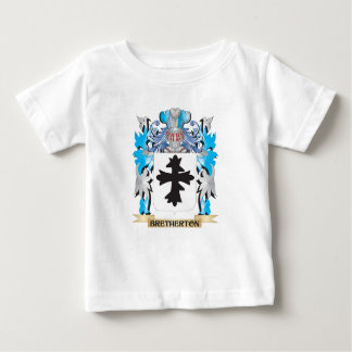 Bretherton Coat of Arms Baby T-Shirt