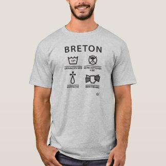 Breton, councils of washing T-Shirt