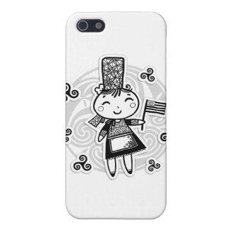 Bretonne fille case for iPhone 5/5S