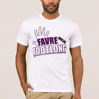 Brett Favre Dollar Footlong Vikings Edition T-Shirt