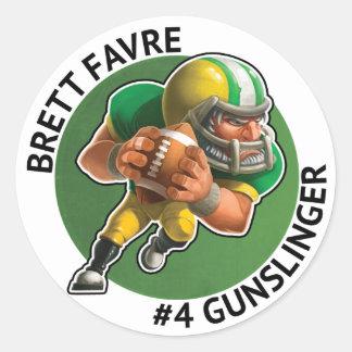 Brett Favre Sticker