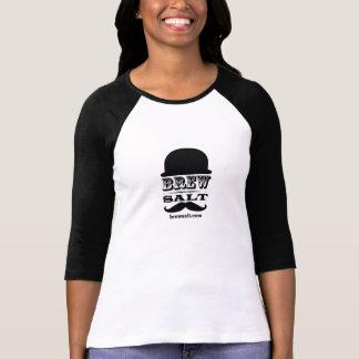 Brew Salt Baseball T T-Shirt