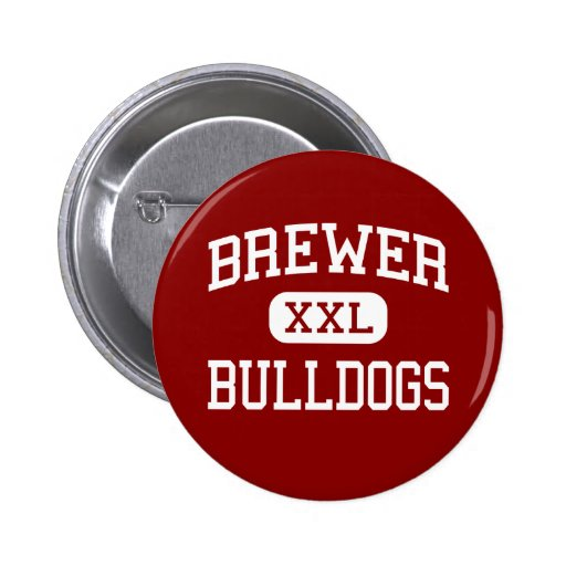 Brewer - Bulldogs - Middle - Greenwood Button