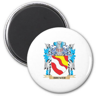 Brewer Coat of Arms Fridge Magnets