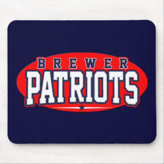 Brewer High School; Patriots Mouse Pad