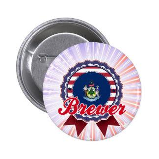 Brewer ME Button