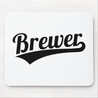 Brewer Mouse Pad
