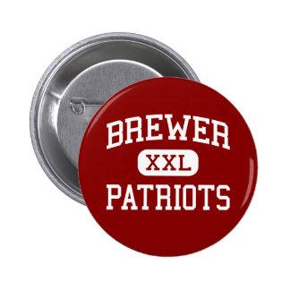 Brewer - Patriots - High - Somerville Alabama Button
