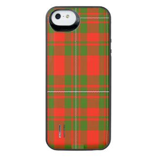 Brewer Scottish Tartan iPhone SE/5/5s Battery Case