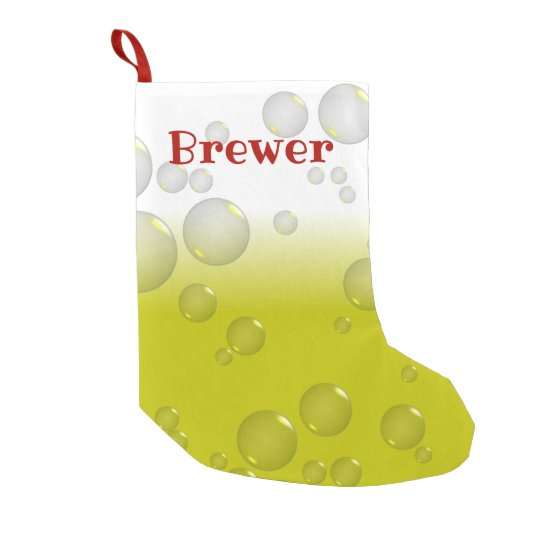 Brewer Small Christmas Stocking