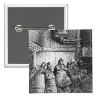 Brewers at Rest 15 Cm Square Badge