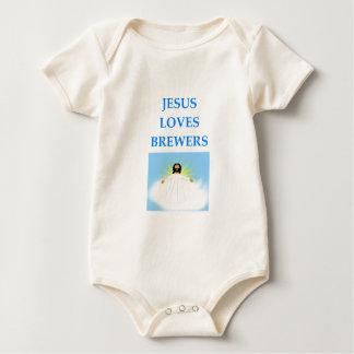 BREWERS BABY BODYSUIT