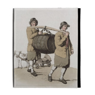 Brewers, from 'Costume of Great Britain' published iPad Cases