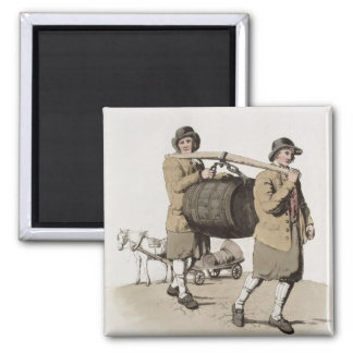 Brewers, from 'Costume of Great Britain' published Magnet