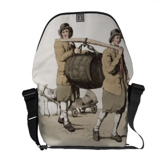 Brewers, from 'Costume of Great Britain' published Messenger Bags